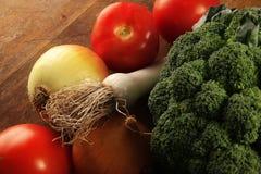 Verduras Imágenes de archivo libres de regalías