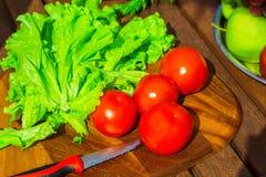 verduras, comida sana Imagen de archivo libre de regalías
