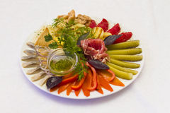 Verduras de ensalada Foto de archivo
