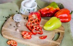 Verduras del verano Imagen de archivo