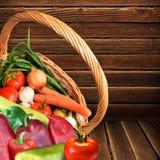 Verduras frescas imagenes de archivo