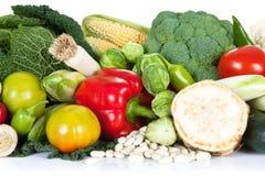 Verduras frescas fotografía de archivo libre de regalías