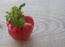 Verduras frescas determinadas con la hoja verde Imagen de archivo libre de regalías