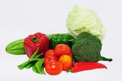 Verduras mezcladas Fotografía de archivo