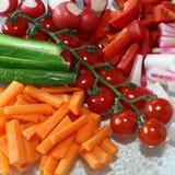 Verduras mezcladas Imagen de archivo libre de regalías