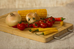 verduras para el cocinero Imágenes de archivo libres de regalías