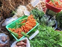 Verduras para la salud Fotos de archivo