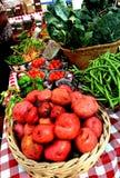 Verduras por la libra Imagen de archivo