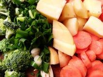 Verduras sanas Foto de archivo
