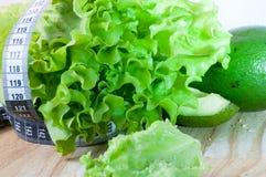 Verduras sanas - comida sana Fotografía de archivo libre de regalías