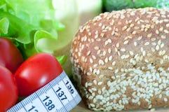 Verduras sanas - comida sana Fotos de archivo