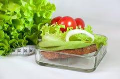 Verduras sanas - comida sana Foto de archivo