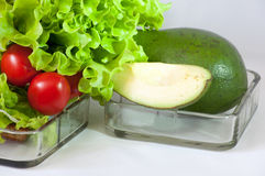 Verduras sanas - comida sana Fotografía de archivo