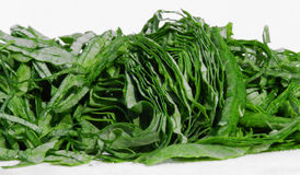 Verduras verde oscuro Imagen de archivo