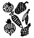 verdure illustrazione vettoriale
