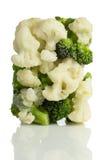 Verdure congelate Fotografie Stock