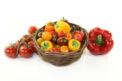 Verdure della griglia Immagini Stock Libere da Diritti