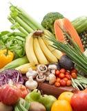 Verdure e frutta Immagine Stock