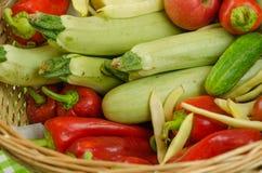 Verdure e frutta fotografia stock libera da diritti
