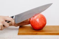 Verdure e frutta sulla pioggia Frutta e verdure nel taglio Immagine Stock