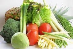 Verdure fresche Fotografia Stock