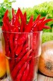Verdure fresche della miscela Immagini Stock Libere da Diritti