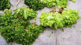 Verdure miste nel mercato locale dell'agricoltore Fotografia Stock Libera da Diritti