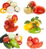 Verdure Mixed Immagine Stock Libera da Diritti