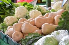 Verdure nel mercato di Birmingham immagine stock