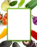 Verdure organiche sane e frutta immagine stock libera da diritti