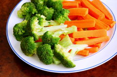 Verdure per salute Immagini Stock