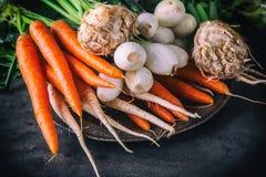 verdure Prodotto-verdure fresche di vegetables Fondo variopinto delle verdure Foto di verdure sana dello studio Assortimento degl Fotografie Stock