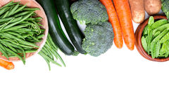 Verdure sane Immagine Stock