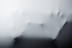 Verdwijn structuur en schaduw van handen langzaam Stock Fotografie