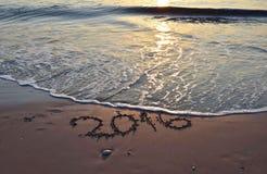 Verdwijnende 2016 Royalty-vrije Stock Foto