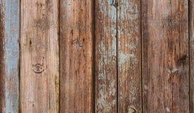 Verdwijnt de Grung houten muur met oude verf van textuur achtergrondexemplaarruimte langzaam stock afbeelding
