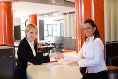 Vereinbarung Lizenzfreies Stockbild