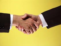 Vereinbarung Lizenzfreie Stockfotografie