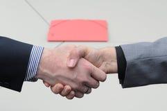 Vereinbarung Stockfotos