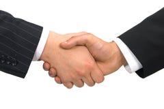 Vereinbarung Lizenzfreie Stockfotos