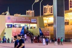 Vereinbarung 2015 Zündung Bahrain Stockbild