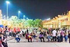 Vereinbarung 2015 Zündung Bahrain lizenzfreie stockfotografie