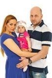 Vereinigte Familie Stockfoto