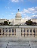 Vereinigte Staaten der Capitol Hill Lizenzfreie Stockfotos