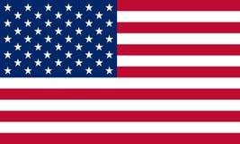 Vereinigte Staaten kennzeichnen Lizenzfreie Stockbilder