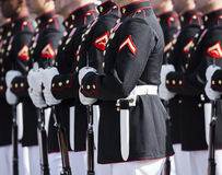 Vereinigte Staaten Marine Corps lizenzfreies stockfoto