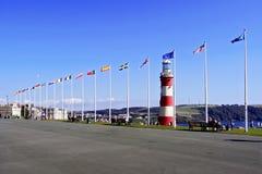 Vereinigter Leuchtturm. lizenzfreie stockfotografie