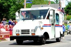 Vereinigter Zustand-Postdienst stockfotos