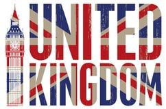 Vereinigtes Königreich Lizenzfreies Stockbild