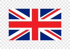Vereinigtes Königreich - Staatsflagge vektor abbildung